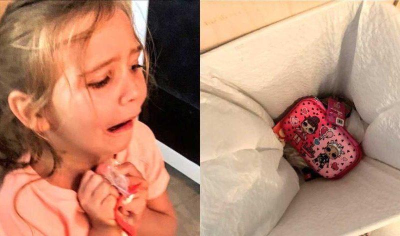 Когда дочка выбросила подарок в мусорный ящик, мать нашла способ проучить дочь