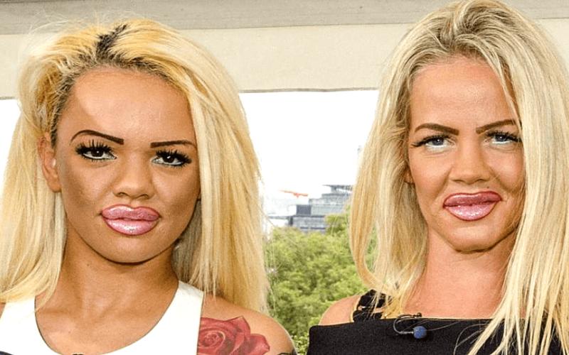 Мать и дочь потратили 86.000 долларов, чтобы стать похожими на своего кумира