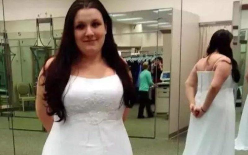 Владелица салона увидела, как унизили девушку, примерявшую свадебное платье, и решила вмешаться в это дело