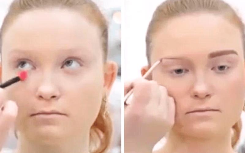 Невестка просила не яркий макияж, но визажист всё сделала по-своему. Что получилось в итоге?