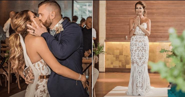Необычный сюрприз от невесты — настоящая любовь не знает преград