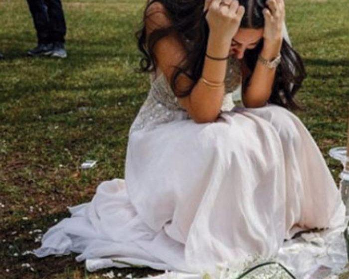 Услышав разговор отца с женихом, невеста сбежала со свадьбы