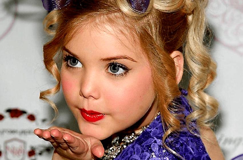 Она была самой юной и красивой участницей конкурса красоты. Что с ней стало спустя 12 лет?