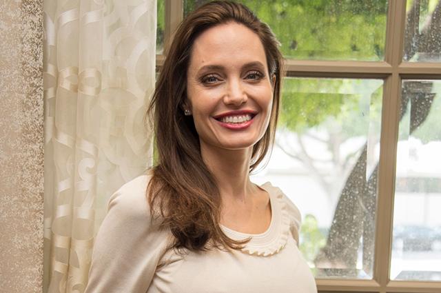 В семье Джоли ожидается пополнение. Скоро у них появится 7-ой ребёнок