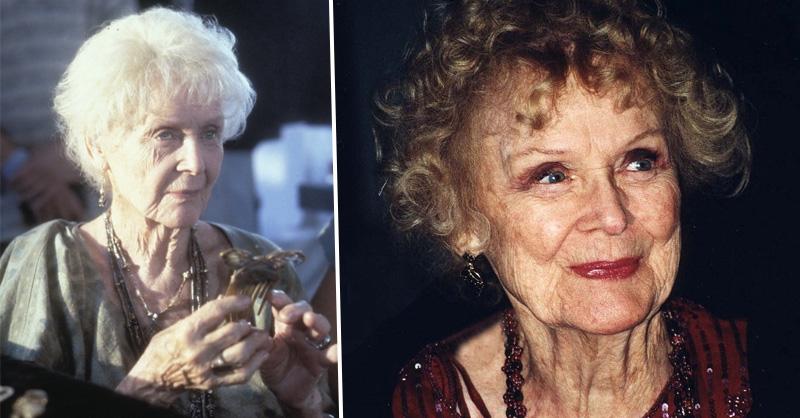 Какой была в молодости актриса, сыгравшая состарившуюся Розу в «Титанике»