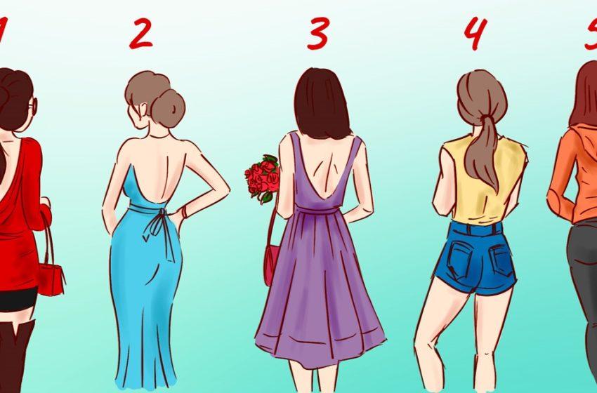 Выбери девушку и узнай про себя кое-что интересное