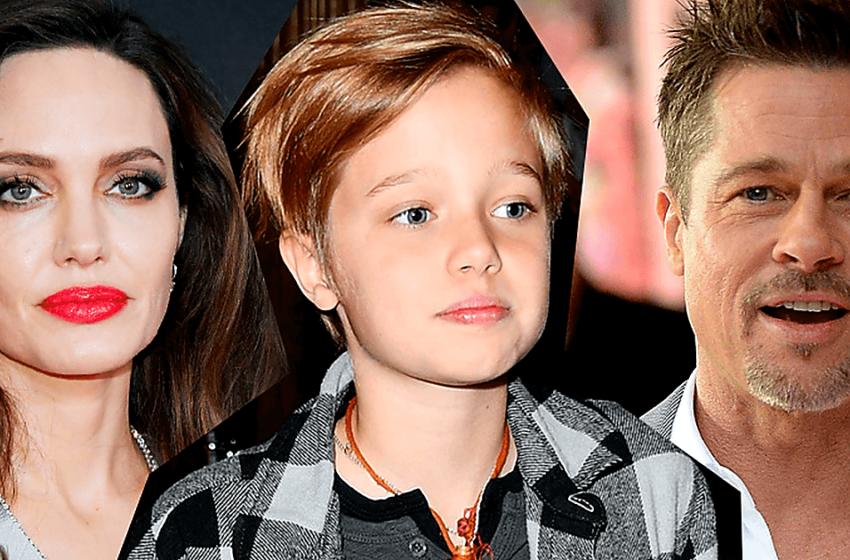 13-летняя дочь Джоли и Питта решила стать мальчиком. Почему же мать стала её поддерживать в этом?